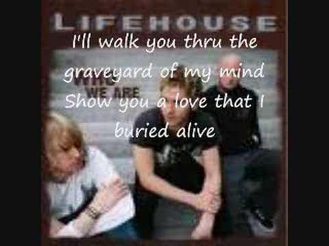 Lifehouse - Bridges w/ lyrics