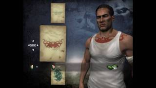 Prison Break Conspiracy Tattoos PC HD 720 Video Maxed out on 8800GT