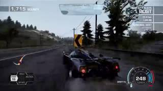 Need for Speed Hot Pursuit Charged Attack Gameplay | NFS Hot pursuit Gameplay