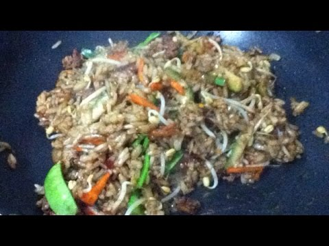 Make Delicious Mongolian-Style Rice - DIY Food & Drinks - Guidecentral