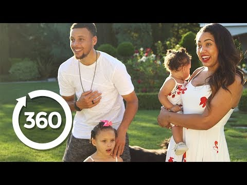Pony Stable Playhouse for the Currys (360 Video)