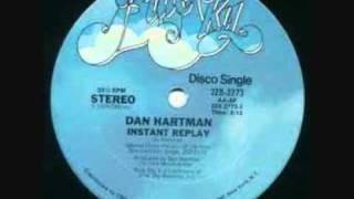 """Dan Hartman - Instant Replay. (12"""")"""