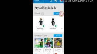 KrystalPandaJoJo plays ROBLOX!!|| 1st Gaming Video|| 50 subs!? For animation drawing meme 📝||•