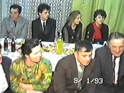 Wesele Basi i Krzysia - 09.01.1993 r. cz.6