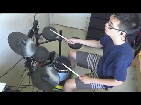 More Than Amazing - Lincoln Brewster (Drum Cover)