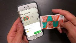 How to transfer and combine Starbucks gift cards on the app