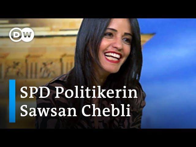 'Morddohungen sind für mich Ansporn weiterzumachen' Sawsan Chebli im Interview