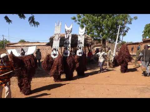Boni village, Burkina Faso, 12-29-2014