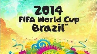 Чемпионат мира по футболу  2014 в Бразилии. Превью