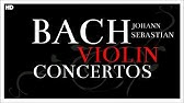 2 Hours Bach Violin ConcertosClassical Baroque MusicFocus Reading Studying