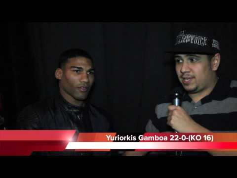 Luis Olivares & Yuriorkis Gamboa Interview: Gamboa Back On HBO April 20Th