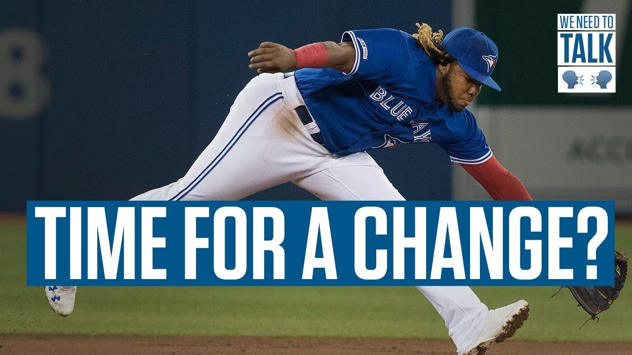 Should the Blue Jays Move Vlad Jr. From 3rd Base? | We Need To Talk