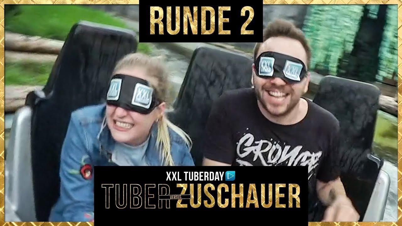 Tuber VS  Zuschauer - 2018 - Spiel 2: Blindes Sprichwörter raten