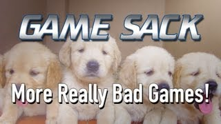 Game Sack - More Really Bad Games!