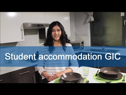 Halls of residence | Glasgow International College