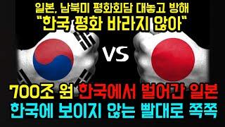 일본은 한국에서 700조 원 벌어가고, 한국은 무역 흑…