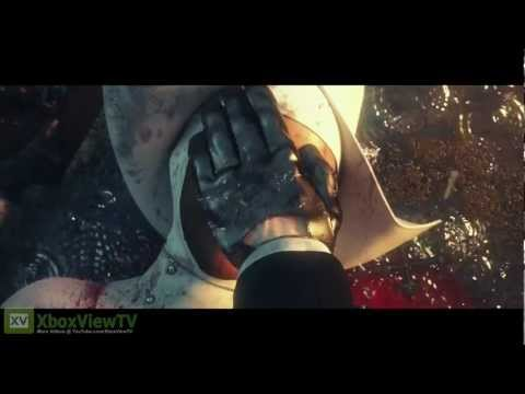 "HITMAN 5: Absolution - E3 2012: ""Attack of the Saints"" CGI Trailer 
