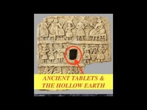 Reptilians inside the Hollow Earth vesves Ancient Sumerian Tablets The Evidence is Overwhelming - Th