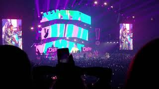 Dura - Daddy Yankee Bad Bunny Natti Natasha & Becky G @ Viva Latino