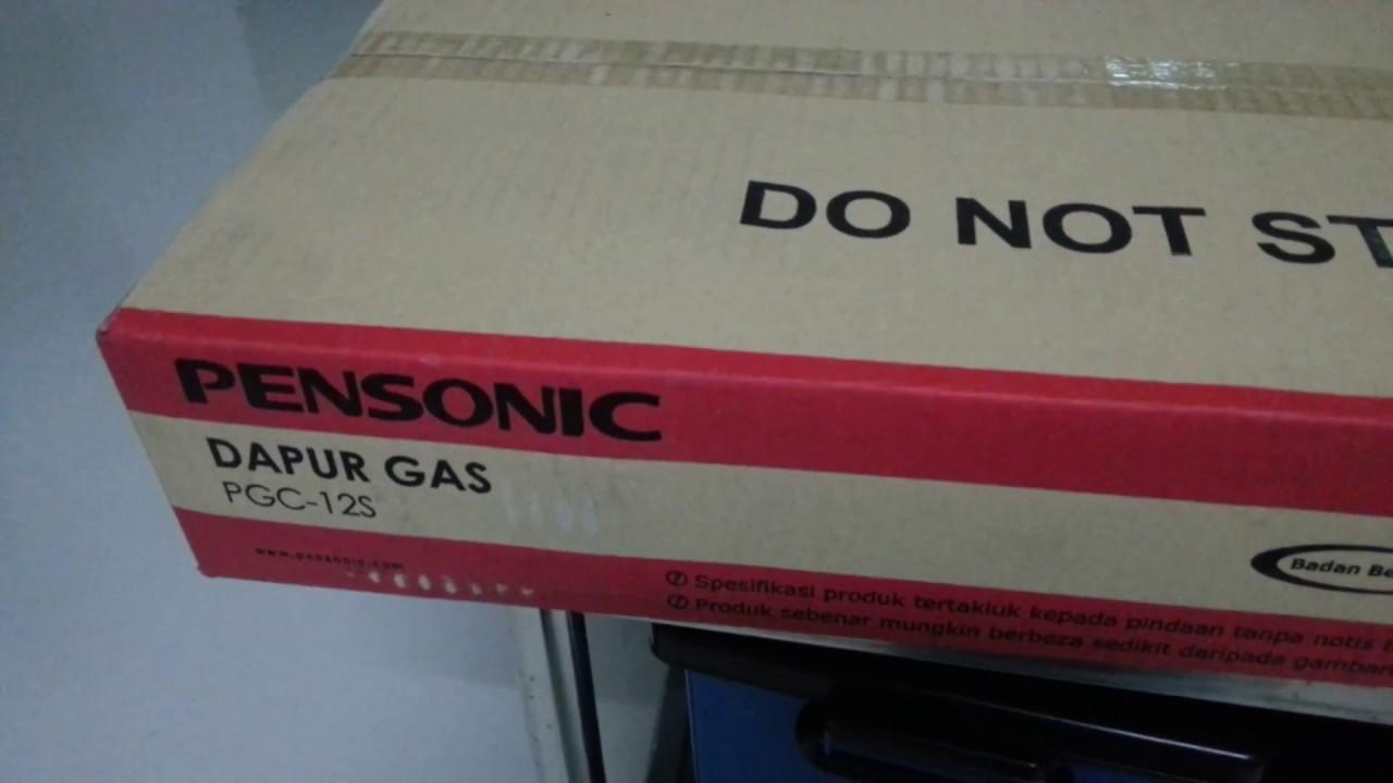 Pensonic Stove Unboxing