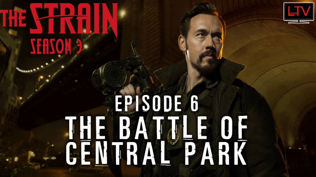 """Download The Strain """"The Battle of Central Park"""" Review"""