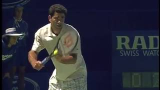 Sampras vs Muster - 1997 Australian Open SF