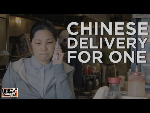 Chinese Delivery For One: a SKETCH by UCB's The Punch