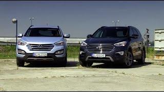 Hyundai Santa Fe Vs Hyundai Grand Santa Fe