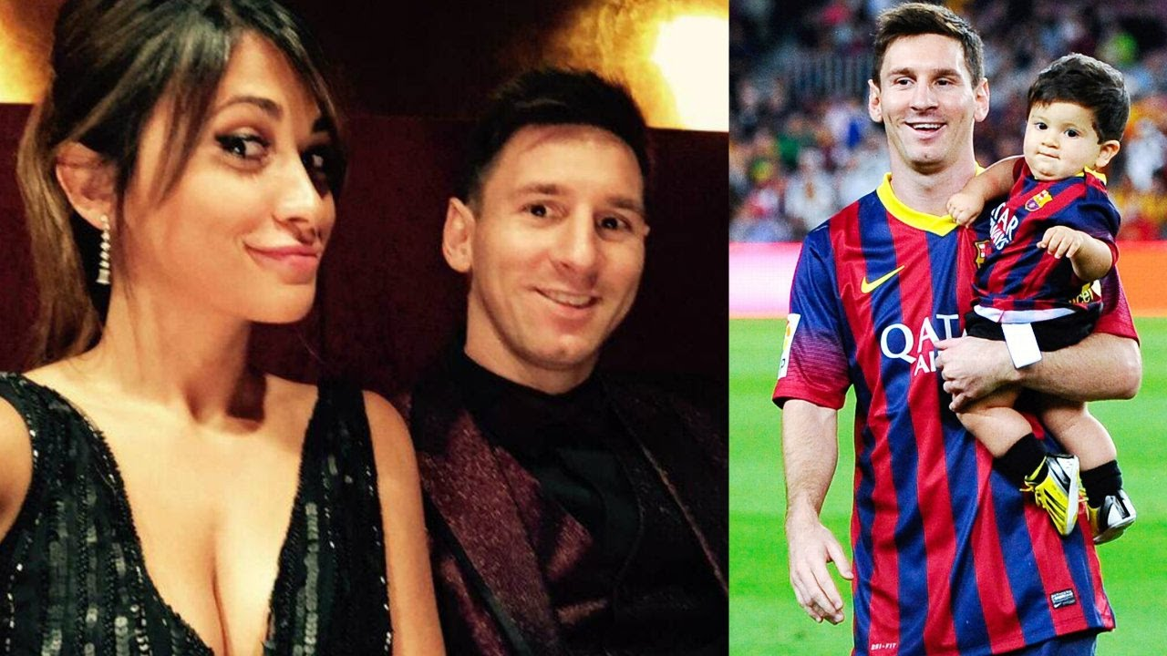 Congratulate, Lionel messi son were visited