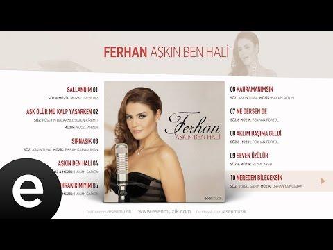 Nereden Bileceksin (Ferhan) Official Audio #neredenbileceksin #ferhan