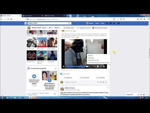 Come scaricare i video da Facebook (gratis e in modo velocissimo)