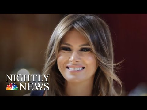 First Lady Melania Trump Calls For Firing Of Top National Security Aide | NBC Nightly News