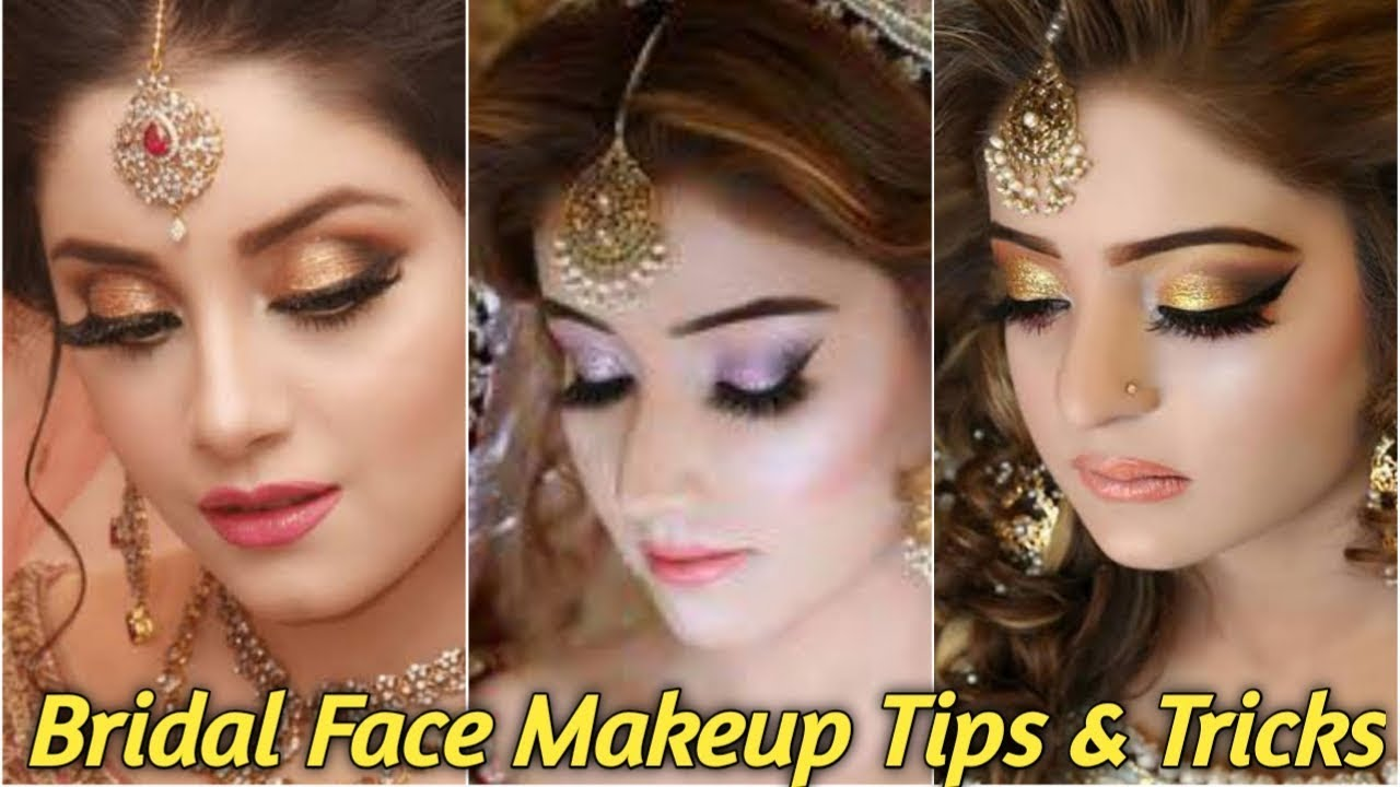 Bridal Makeup Tips Tricks How To Apply Bridal Makeup Correctly Best Female Tips
