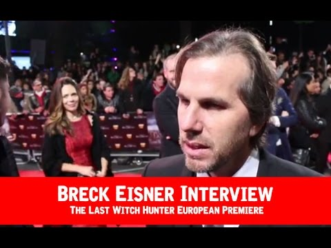 Breck Eisner, The Last Witch Hunter European Premiere Interview (HD)