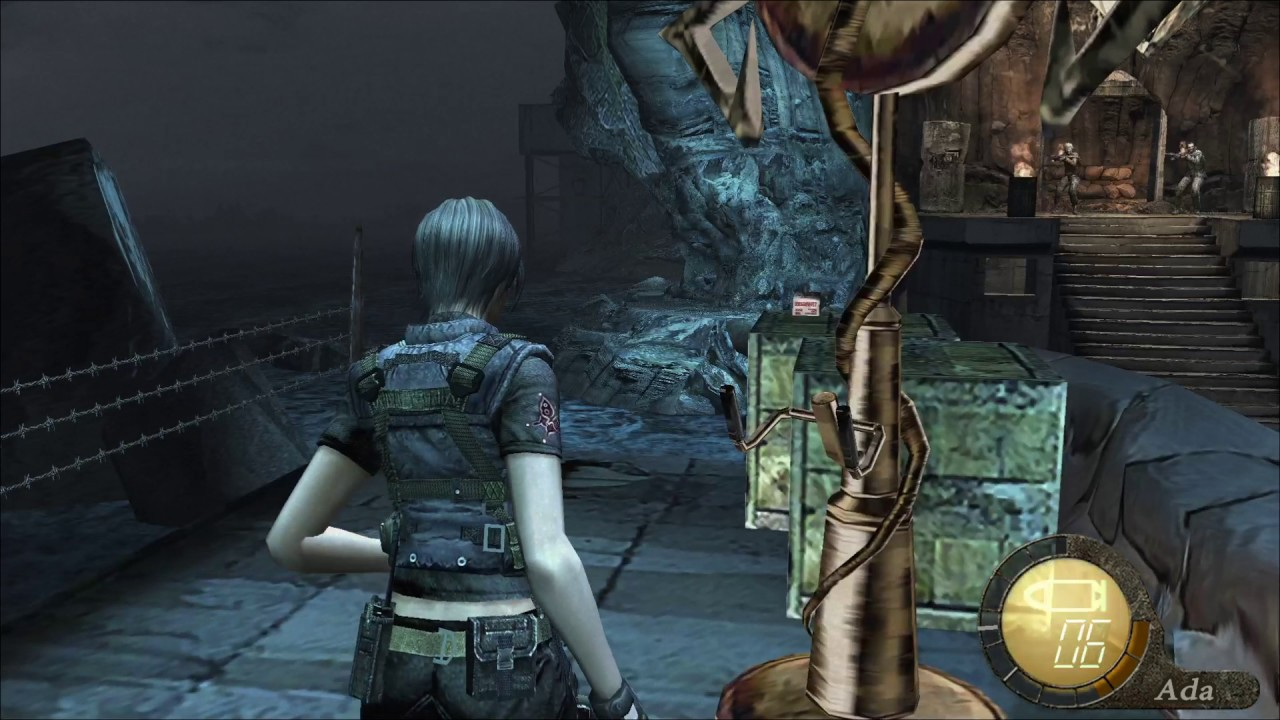 Resident Evil 4 Ps4 Assignment Ada Walkthrough Recorded With Ps4
