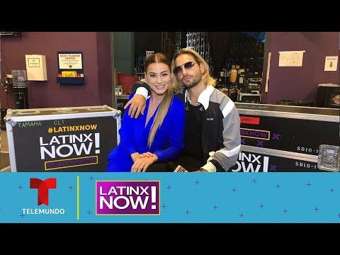 ¡Latin AMAs 2018! Entrevistas con Maluma, Becky G, Lele Pons, Ep. 4 | Latinx Now! | Entretenimiento