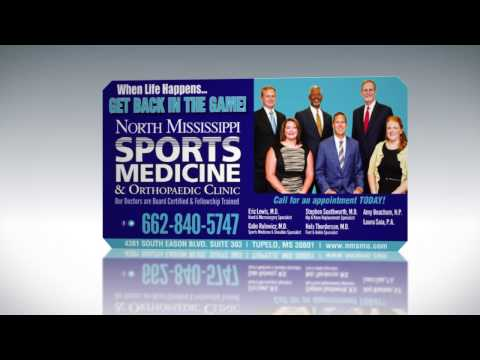 North Mississippi  Sport Medicine Team of Doctors