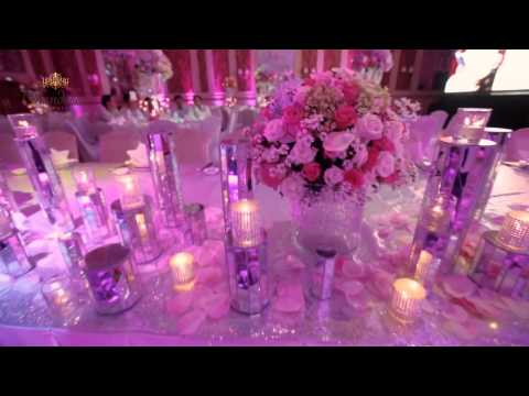 Chandelier events weddings in riyadh youtube chandelier events weddings in riyadh aloadofball Image collections