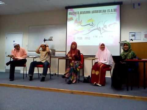 Forum Cinta Rasulullah SAW 2