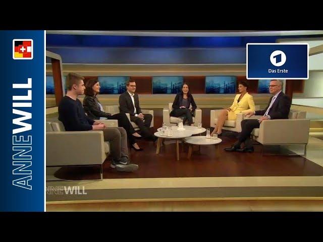 Anne Will - 17.03.2019 - Zwischen Höchstleistung und Überlastung (ARD)