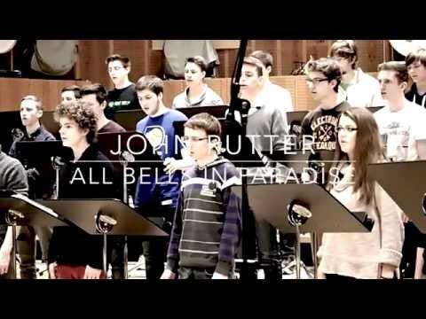 John Rutter - All Bells In Paradise