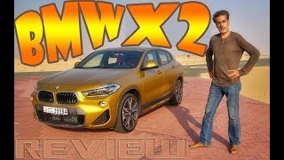 2018 BMW X2 Review - Sniffing out a niche