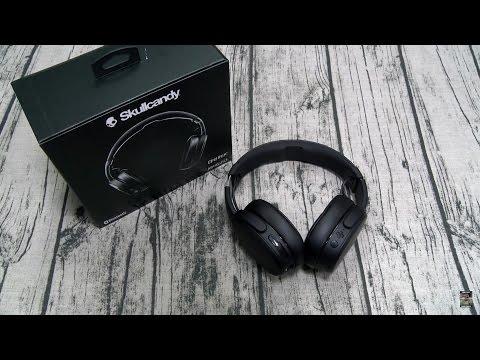 Skullcandy Crusher Wireless Over-Ear Headphones