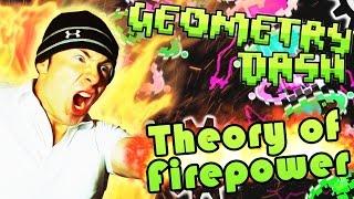 Geometry Dash | Theory of Firepower by Dorami ~ FUN LEVEL!