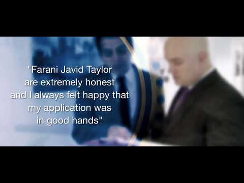Farani Taylor Solicitors   Immigration and Visa Specialists in London