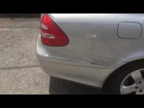 Exspider oil for Mercedes Benz E240
