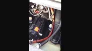 ZF Ski-VEE V-drive noise on Malibu 247