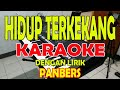 Gambar cover HIDUP TERKEKANG PANBERS KARAOKE II LIRIK II HD