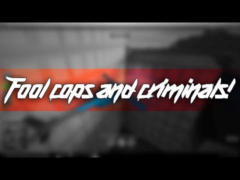 How To Fool Cops And Criminals In Jailbreak!