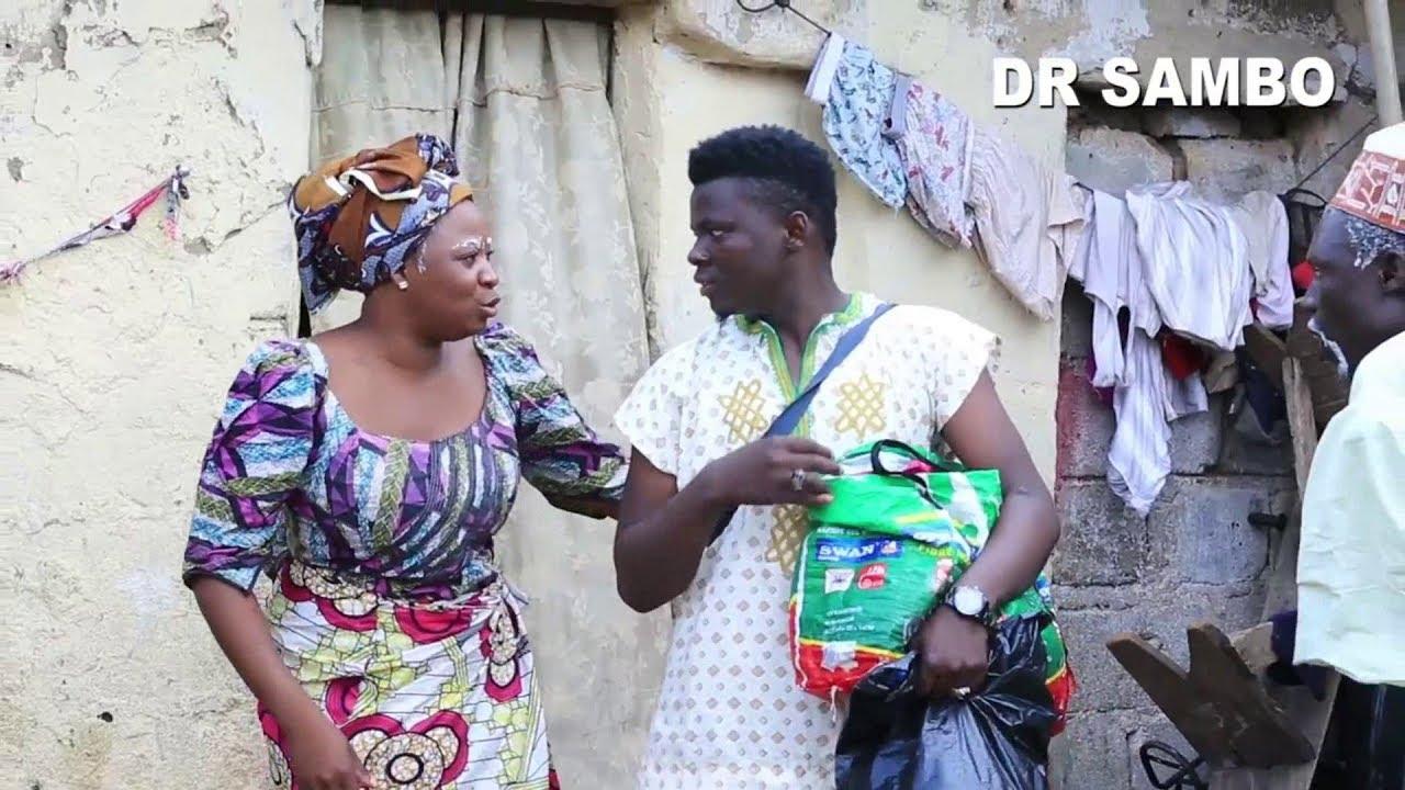 Download Kalli Yadda Ya Bujirewa Iyayen Sa (Dr Sambo) - Arewa Comedians (hausa film/ hausa songs)